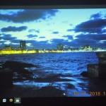 panorama morze
