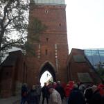 brama opatowska Sandomierz