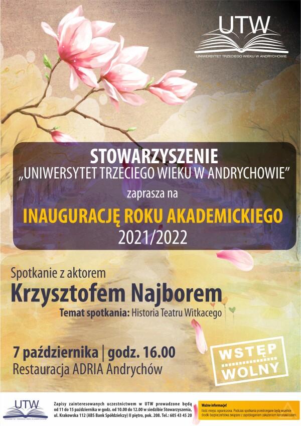 Plakat UTW